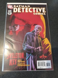 Detective Comics #879 (2011)