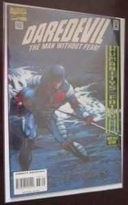 Daredevil (1995 1st Series) #337, DIRECT EDITION 8.0/VF