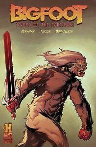 Bigfoot: Sword Of The Earthman #6 VF/NM; Brewhouse | save on shipping - details