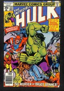 The Incredible Hulk #227 (1978)