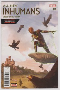 All New Inhumans #7 (VF)