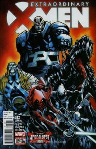 Extraordinary X-Men #12 FN; Marvel | save on shipping - details inside