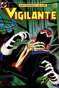 Vigilante (1983 series) #12, NM- (Stock photo)