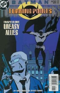 Batman: Turning Points #1 VF/NM; DC | save on shipping - details inside