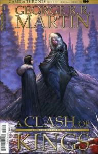 Clash of Kings, A (George R.R. Martin's…) #11A VF/NM; Dynamite | save on shippin