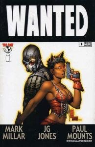 Wanted (Image) #1B VF/NM; Image | save on shipping - details inside
