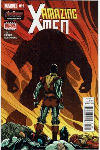 Amazing X-Men #19 (2014 v2) Juggernaut NM