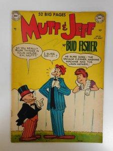Mutt & Jeff #45 (1950)