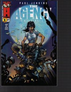 Agency #1C (Top Cow, 2001) NM