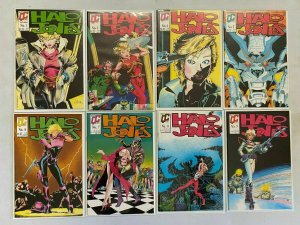Halo Jones lot 9 differnt from #1-10 8.0 VF (1988 Quality)