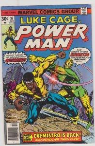 Power Man #36