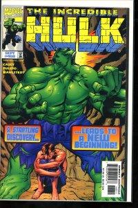 The Incredible Hulk #468 (1998)