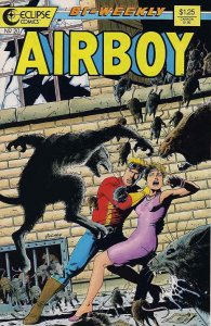 Airboy #20 VF/NM; Eclipse | save on shipping - details inside
