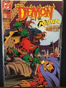 The Demon #23 (1992)