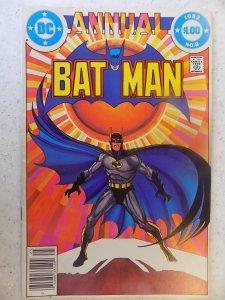 BATMAN ANNUAL # 8