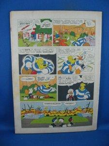 Four Color #147 - Walt Disney Donald Duck Volcano Valley VG+ BARKS 1947