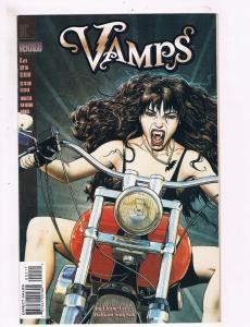 Vamps # 2 VF/NM Vertigo Comic Books Preacher The Sandman Elaine Lee Simpson! SW8
