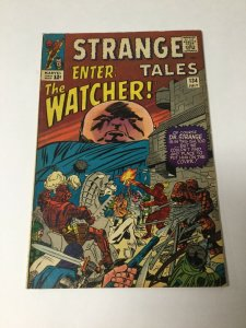 Strange Tales 134 Fn Fine 6.0 Marvel Silver Age