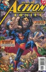 Action Comics (1938 series) #814, NM (Stock photo)