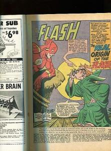 THE FLASH  #167  (1966)  OW/W PAGES 6.5  (FINE+)
