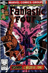 Fantastic Four #231, 9.0 or Better *KEY* 1st Stygorr