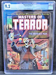Masters of Terror #2 (Sep 1975, Marvel)