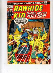 Rawhide Kid #111 (May-73) FN Mid-Grade Rawhide Kid