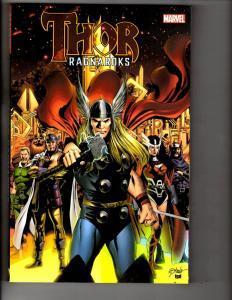 Thor Ragnaroks Marvel Comics Graphic Novel TPB Comic Book Avengers Hulk CA1