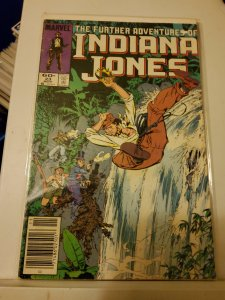 The Further Adventures of Indiana Jones #23 (1984)