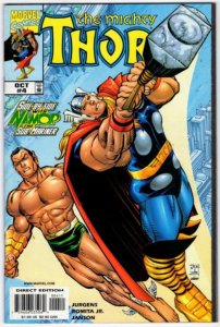 THOR #4 (NM) Sub-Mariner App! 1¢ Auction! No Resv! See More!!!