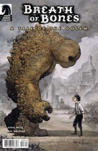 Breath of Bones: A Tale of the Golem #3, NM (Stock photo)