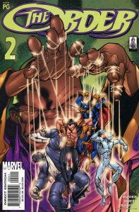 Order, The #2 VF/NM; Marvel   we combine shipping
