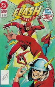 Flash (2nd Series) Special #1 VF; DC | save on shipping - details inside