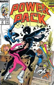 Power Pack #33 FN; Marvel | save on shipping - details inside