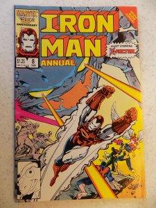 INVINCIBLE IRON MAN ANNUAL # 8