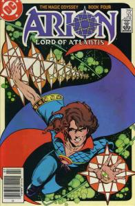 Arion, Lord of Atlantis #33 FN; DC | save on shipping - details inside