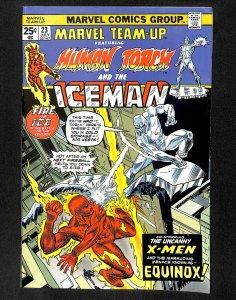 Marvel Team-up #23