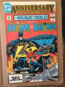 The Brave And Bold Batman And Batman