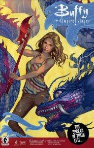 Buffy the Vampire Slayer Season 11 #1 VF/NM; Dark Horse   save on shipping - det