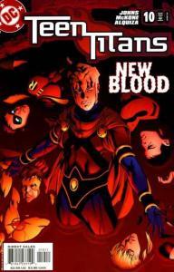 Teen Titans (2003 series) #10, NM + (Stock photo)