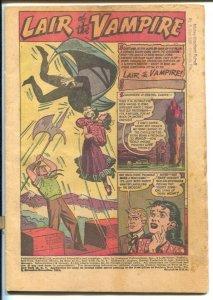 Forbidden Worlds #3 1951-ACG-Skull Of The Sorcerer-Al Williamson-Frazetta-Wood-P