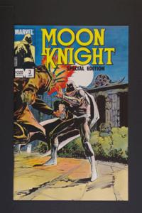 Moon Knight Special Edition #3 January 1984.