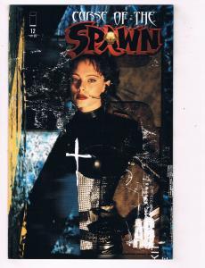 Curse of the Spawn (1996) #12Image Comic Book Jessica Priest Liz ArnoHH4 AD38