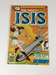 The Mighty Isis 1 8.5 Vf+ Very Fine+ Dc Comics