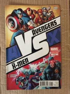 AVX: VS #1 (2012)