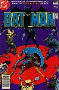 DC BATMAN (1940 Series) #297 FN