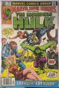 Marvel Super-Heroes #99 (1981)
