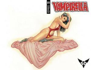 VAMPIRELLA (2019 DYNAMITE) #1 PRESALE-07/17
