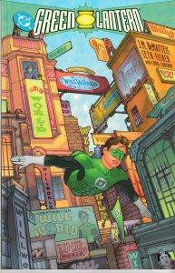 Green Lantern – WillWorld Softcover Green Lantern Hal Jordan !