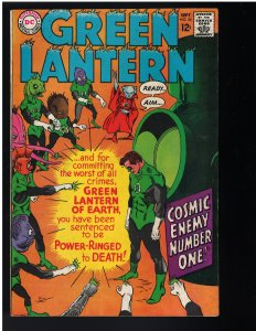 Green Lantern #55 (1967)
